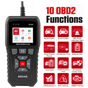 Ediag Obd2 Scanner Obd Engine Universal Car Code Reader Scanner Diagnostic Tool