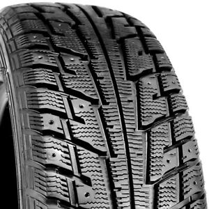 Federal Himalaya Suv Snow 225 65r17 102t Used Winter Tire 12 13 32