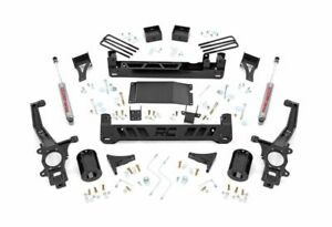 Rough Country 6 0 Suspension Lift Kit Fits Nissan Frontier 2wd 4wd 87930
