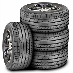 4 New Forceum Penta 255 55r19 111v Xl A S All Season Tires
