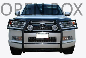 Black Horse Fits 2010 2020 Toyota 4runner Black Grille Bumper Guard Open Box