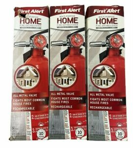 5lb Abc Fire Extinguisher Dry Chemical 3 Pack