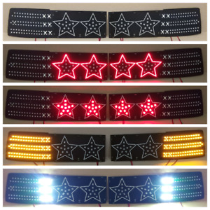 Toyota Supra Mk3 stars Led Lanterns Conversion Kit restyle 89