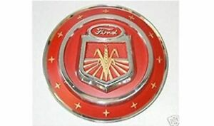 Ford Naa 501 600 601 800 801 900 901 Tractor Front Hood Emblem 311231