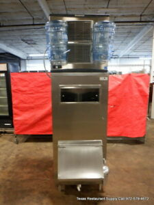 Scotsman C0830sa 32d 905 Lbs Air Cooled Ice Machine With Bin Small Cube