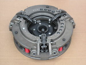 Clutch Pressure Plate For Massey Ferguson Mf 135 150 165 230 235 245
