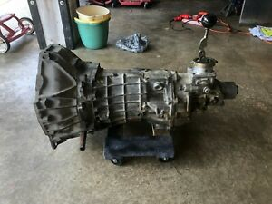 Used Ford Mustang Tremec T56 Transmission With Hurst Pro 5 0 Shifter