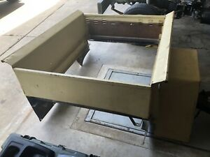 Willys Truck Bed