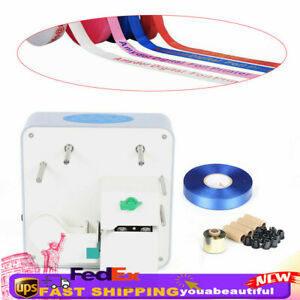 Small Hot Foil Printing Machine 32mm Printer Stamping Ribbon Patterns Amd 320 Us