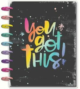 The Happy Planner Classic 12 Month Student Planner You Got This Rainbow