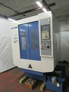 Miyano Vertical 3 axis Cnc Machining Center Mill Id M 084