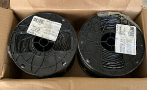 General Cable 1 Cond 14 Ga Machine Tool Wire 500 2 Pk black New Free Shipping