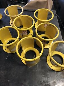 Acetylene Cylinder Regulator Protector Safety Cap 3 1 2 X 11