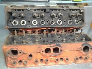 Small Block Chevy 993 Heads