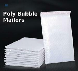 25 2000 Poly Bubble Mailers 000 00 0 cd 1 2 3 4 5 6 7 Envelopes Bag