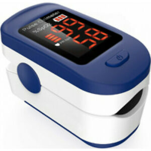 Medsource Labs Fingertip Pulse Ox By Accare Ships From Mi
