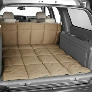 For Honda Pilot 2016 2017 Canine Covers Dcl6381tn Polycotton Tan Cargo Liner