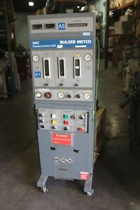 Sulzer Metco 9mc Plasma Control System Excellent Condition