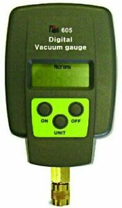 Tpi 605 Digital Vacuum Gauge 0 To 12 000 Microns We Export