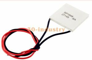 1pcs New For Semiconductor Thermoelectric Generator Sp1848 27145 120 40 3 4mm