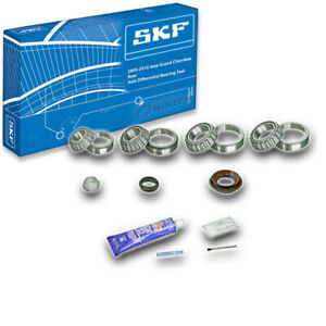Skf Rear Axle Differential Bearing Seal For 2005 2010 Jeep Grand Cherokee Ko
