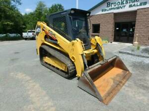 2016 Gehl Rt210 Tracked Skid Steer Compact Track Loader Low Hours
