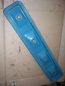 Vintage Fordson Major Diesel Tractor Engine Side Cover New Paint