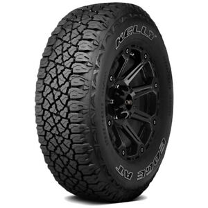 2 235 75r16 Kelly Edge A T 112s Xl 4 Ply White Letter Tires