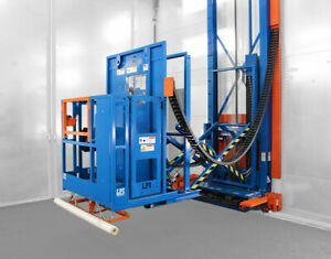 Lpi Pneumatic Paint Spray Booth Lifts Lp2