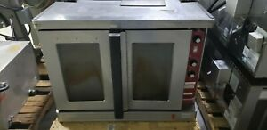 Blodgett Mark V 111 Full Size Electric Convection Oven 208v 3ph Used Works
