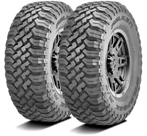 2 New Falken Wildpeak M t Lt 265 70r17 121 118q E 10 Ply Mt Mud Tires