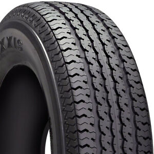 Maxxis St Radial M8008 St 225 75r15 117q E 10 Ply Trailer Tire