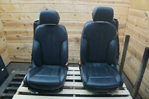 Set 2 Front Left Right Driver Passenger Seat Bmw F12 6 series Convertible 14 18