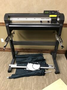 Graphtec Fc8000 60 Cutting Plotter Excellent Condition