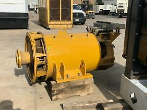 Caterpillar Sr4b Gen End 600v