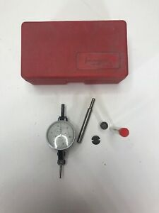 Interapid 312b 1 Dial Indicator Pn 74 111370 060 Range With Case 312b 1