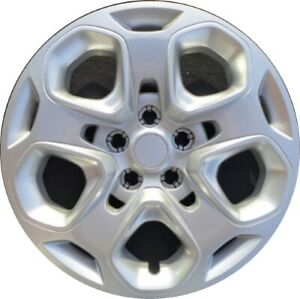 Ford Fusion Hubcap Wheel Cover 2010 2011 2012 17 New Silver Fusion Hub Cap