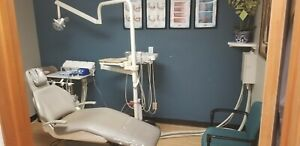 Pelton Crane Dental Chair Chairman Ls 5090 With Beaver State Delivery Units