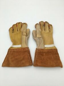 Kunz Work Gloves Unmarked appear To Be Size 7 Lot Of 9