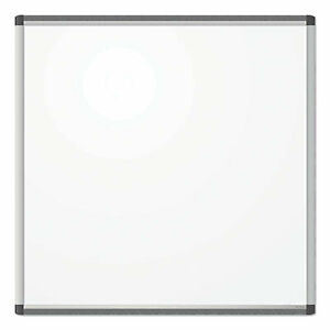 Pinit Magnetic Dry Erase Board 36 X 36 White 2806u0001 2806u0001 1 Each