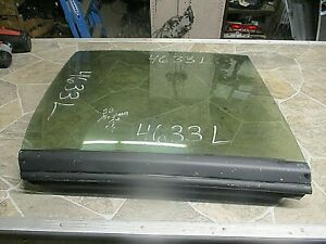 1981 1984 Ford Mustang Capri domestic Foreign Left Driver T roof Window Oem