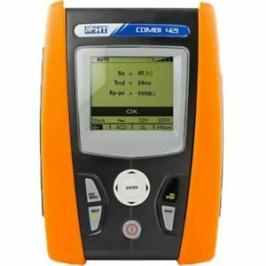 Ht Instruments Combi421 Installation Safety Tester 1000vdc 1a Relay Tester