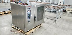 Rational Cpc 102 Climaplus Combi Commercial Oven 208vac 3ph 3 Racks Included