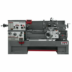Jet 321439 Gh 1640zx Zx series 16 X 40 Spindle Bore Lathe With Collet Closer