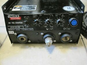 Lincoln Electric Invertec Dc Tig Starter as Is untested