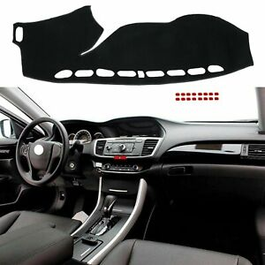 For Honda Accord 2013 2017 14 15 Dashmat Dashboard Cover Anti Sun Cushion Carpet