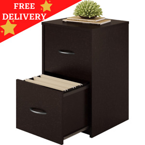 2 drawer Vertical File Cabinet Garage Home Office Storage Organizer Spacious New
