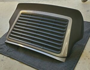 Porsche 911 Carrera Rear Spoiler Tail With Deck Lid Very Nice