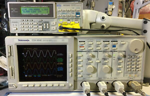 Tektronix Tds684c Digital Realtime Oscilloscope 1ghz 5gs s 13 1f 2f