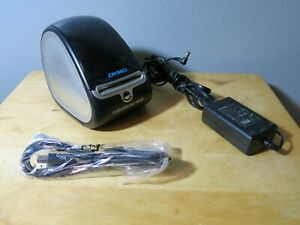 Dymo Labelwriter 450 Thermal Label Printer Black silver Used Tested
